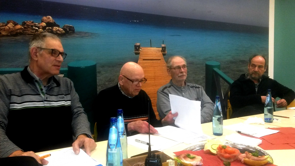 Jahreshauptversammlung, 2016 von Z92
