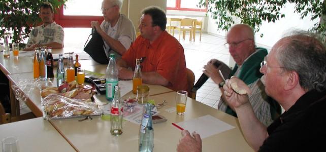BV-Versammlung 2009 in Meschede