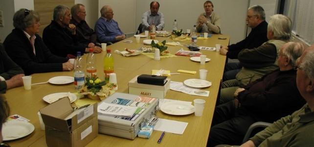 Jahreshauptversammlung von Z92