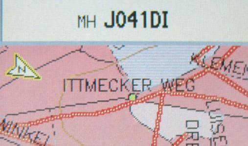 QTH-Locator mit GPS-Empfänger ermitteln