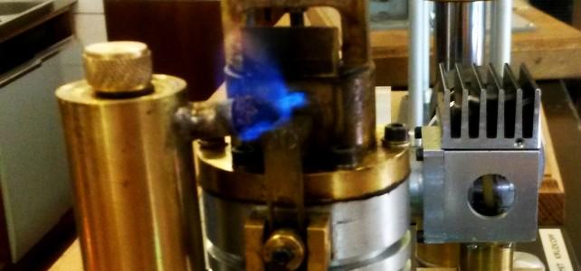 Modelle von Stirlingmotoren