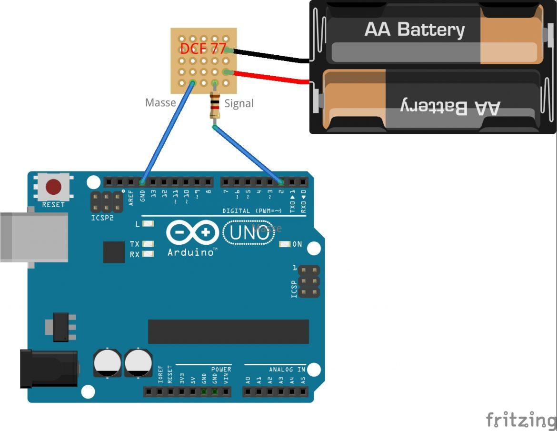 Arduino_dcf77