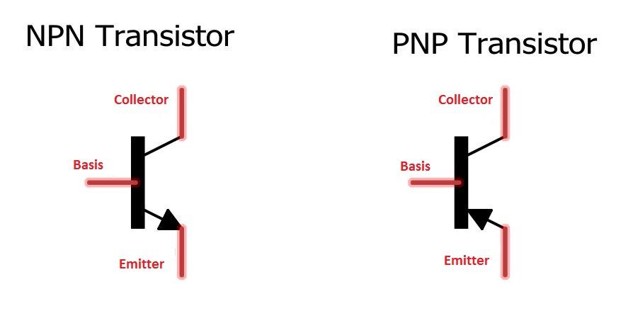 Transistoren Datenbank