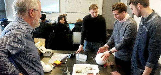 Gemeinsamer Ballonstart mit der Fachhochschule Hamm geplant