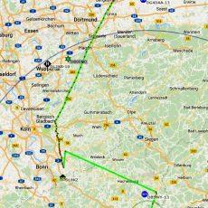 Eigenschaften von GPS Empfängern
